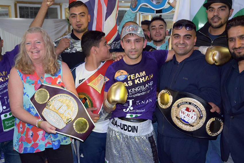 Khan and Newell in Sensational Knockout Form Reign Supreme in ...
